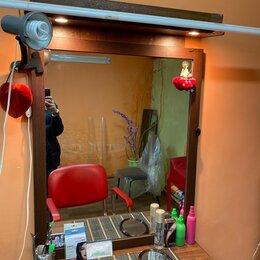 Мебель - Рабочее место парикмахера , 0