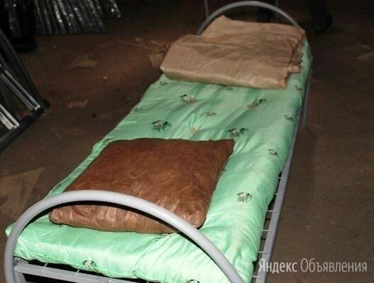 Железные кровати\кровати эконом\ кровати металлические в Туле по цене 1300₽ - Мебель для учреждений, фото 0