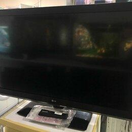 Телевизоры - Телевизор плазма LG 42CS460 б/у, 0