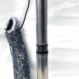 Насосы и комплектующие - насос скважинный с напором 96метров, 0