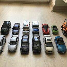 Машинки и техника - Коллекционные машинки, 0