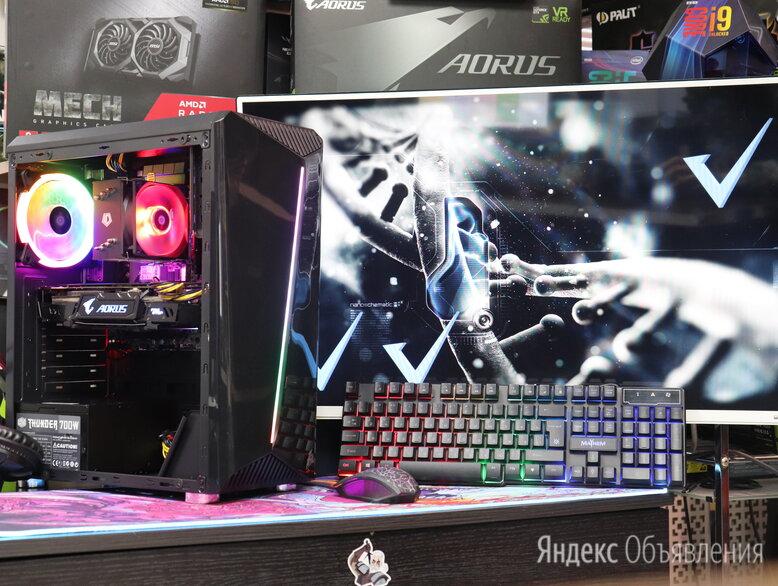 Производительный i7-4790 GTX 1070 8GB 16GB RAM SSD+HDD по цене 65960₽ - Настольные компьютеры, фото 0