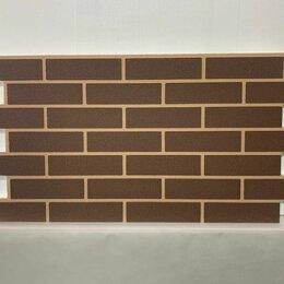 Фасадные панели - Термопанель Кофе-1, 0