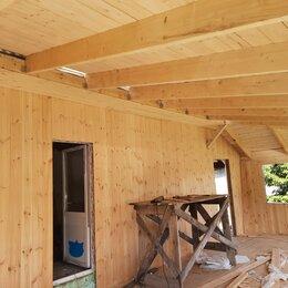 Архитектура, строительство и ремонт - Внутренняя отделка садового домика, 0