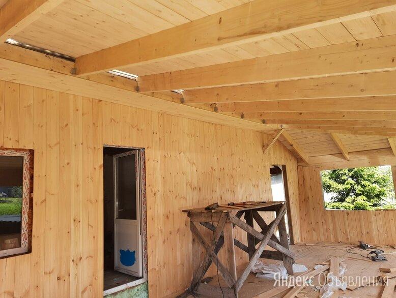 Внутренняя отделка садового домика по цене не указана - Архитектура, строительство и ремонт, фото 0