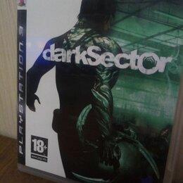 Игры для приставок и ПК - Диск PS3 DarkSector б/у, 0