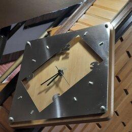 Часы настенные - Стильные часы, 0