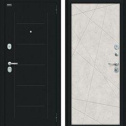 Входные двери - Входная дверь Граффити-5 Букле черное Look Art, 0