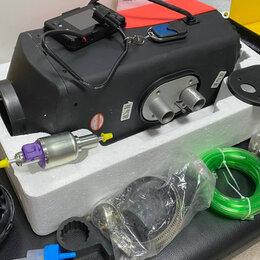 Отопление и кондиционирование - Автономный воздушный отопитель (сухой фен) , 0