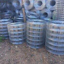 Заборчики, сетки и бордюрные ленты - продам сетки сварные для забора 0,25*25 и 0,30 *25 , 0