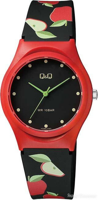 Наручные часы Q&Q VQ86J065Y по цене 1520₽ - Умные часы и браслеты, фото 0