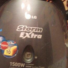 """Пылесосы - Пылесос """"LG storm extra"""" 1500W, 0"""