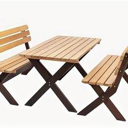 Кресла и стулья - Комплект разборной мебели «1480х770 мм», 0