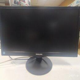 """Мониторы - Монитор ЖК 18.5"""" 16:9 Philips 193V5L черный, 0"""