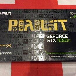 Видеокарты - Видеокарта Palit GeForce GTX 1050 Ti STORMX   NE5105T018G1-1070F   Б/У, 0
