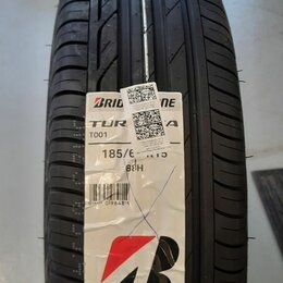 Шины, диски и комплектующие - 185/65 R15 88H Bridgestone Turanza T001, 0