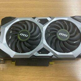 Видеокарты - Видеокарта MSI GeForce RTX 2060 VENTUS XS 6G OC, 0