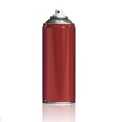 Краски - Краска аэрозольная красное вино (3005), 0