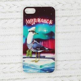 Вещи - Чехол для телефона iPhone 7 «Мурманск. Чайка», 0