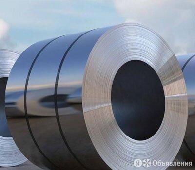 Штрипс холоднокатаный 0,6х1250 мм 20 ГОСТ 16523 по цене 101840₽ - Металлопрокат, фото 0