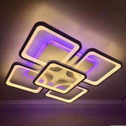Люстры и потолочные светильники - Светодные люстры, 0