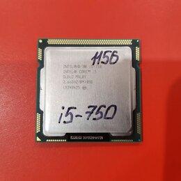 Процессоры (CPU) - Процессор Intel Core i5-750 (Socket 1156), 0