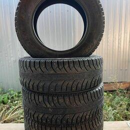 Шины, диски и комплектующие - Зимняя шипованная резина 215 65 16  Bridgestone Ice Cruizer 7000, 0