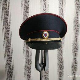 Военные вещи - Фуражка полиции парадная, 0