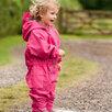 Комбинезон Хиппичик непромокаемый рост 98-104 розовый 3-года Hippychick по цене 2599₽ - Теплые комбинезоны, фото 1