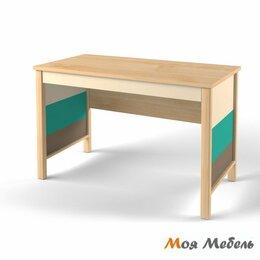 Компьютерные и письменные столы - Стол аква «Робин Wood», 0