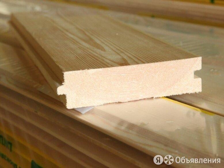 Половая доска хвоя 35*140*3-6м по цене 1290₽ - Пиломатериалы, фото 0