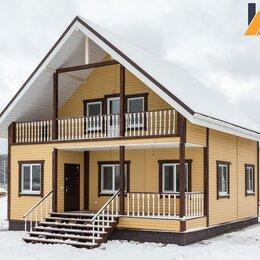 Входные двери - Энергоэффективный каркасный дом кд-527 12х8,5 м, 0