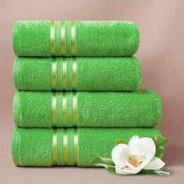 Полотенца - Набор из 4 полотенец Harmonika цвет: зеленый, 0