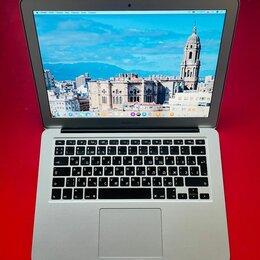 Ноутбуки - MacBook Air 13 2014 i7 8gb 256 SSD минимальный пробег, 0