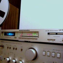 Радиотюнеры - Стереофонический радио тюнер Marantz ST-520, 0