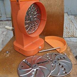Тёрки и измельчители - шинковка дисковая ссср овощерезка терка, 0