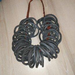 Грузила, крючки, джиг-головки - Грузела - кольца свинцовые рыбацкие, 0