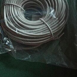 Кабели и разъемы - Интернет кабель RJ45 со штекерами 30 метров, 0