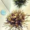 Композиция из сухоцветов и искусственных цветов по цене 990₽ - Искусственные растения, фото 3