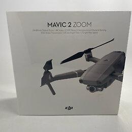 Квадрокоптеры - DJI Mavic 2 Zoom квадрокоптер - 12MP, 2x оптически, 0