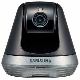 Радио- и видеоняни - Видеоняня Wi-Fi Wisenet SmartCam SNH-V6410PN, 0