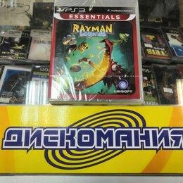 Игры для приставок и ПК - Rayman Legends (PS3), 0