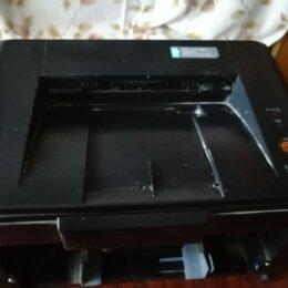 3D-принтеры - Лазерный принтер самсунг модель мл 1640. Не рабочий. Цена 700 руб торг, 0