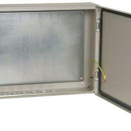 Электрические щиты и комплектующие - Корпус металлический ЩМП-4.6.1-0 74 У2 IP54 IEK YKM40-461-54, 0