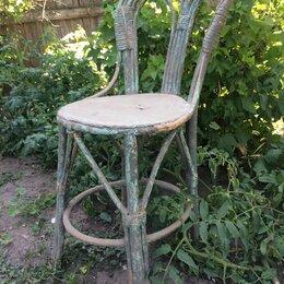 Стулья, табуретки - Старинный ручной работы стул, 0