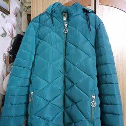 Куртки - Зимняя куртка на синтепоне, 0