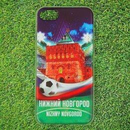Вещи - Чехол для телефона iPhone 7 «Нижний Новгород. Нижегородский кремль», 0