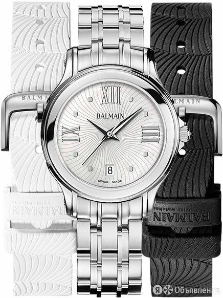 Наручные часы Balmain B18511182 по цене 44200₽ - Наручные часы, фото 0