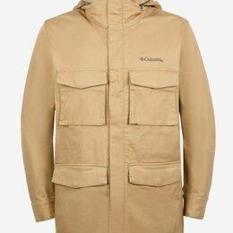 Куртки - Columbia Tummil Pines новая р.54-56 хлопок Индия , 0