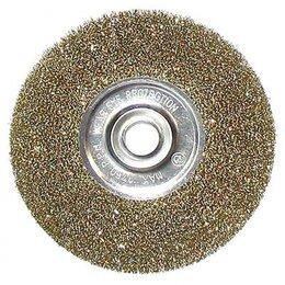 Для шлифовальных машин - Щетка металл. для УШМ 175мм/22мм, плоская ЕРМАК..., 0